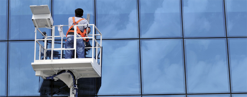 Glass and Window Cleaning Service