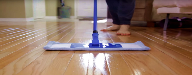 Floor Cleaning and Polishing Service